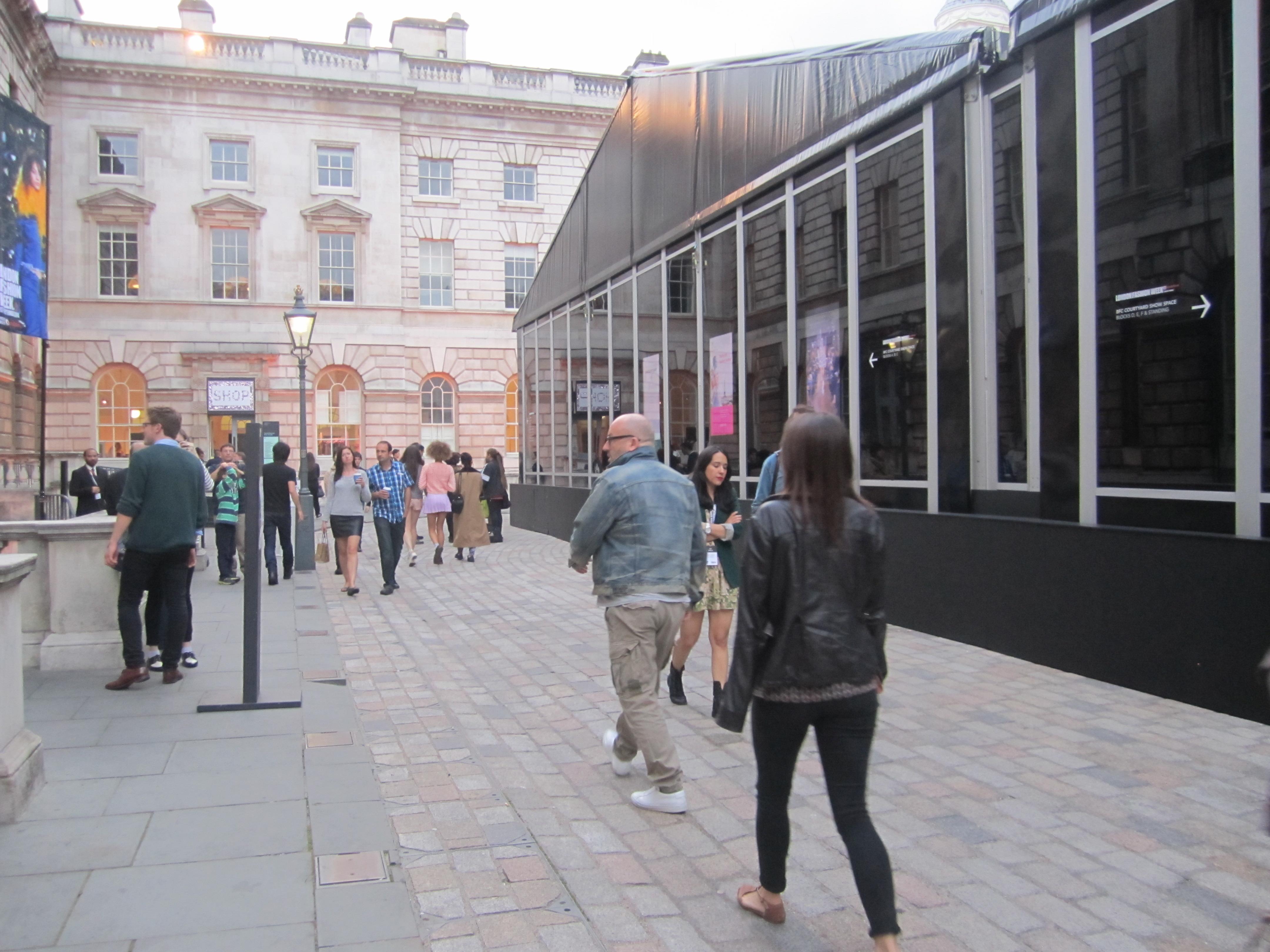 London fashion week: Rekapitulace