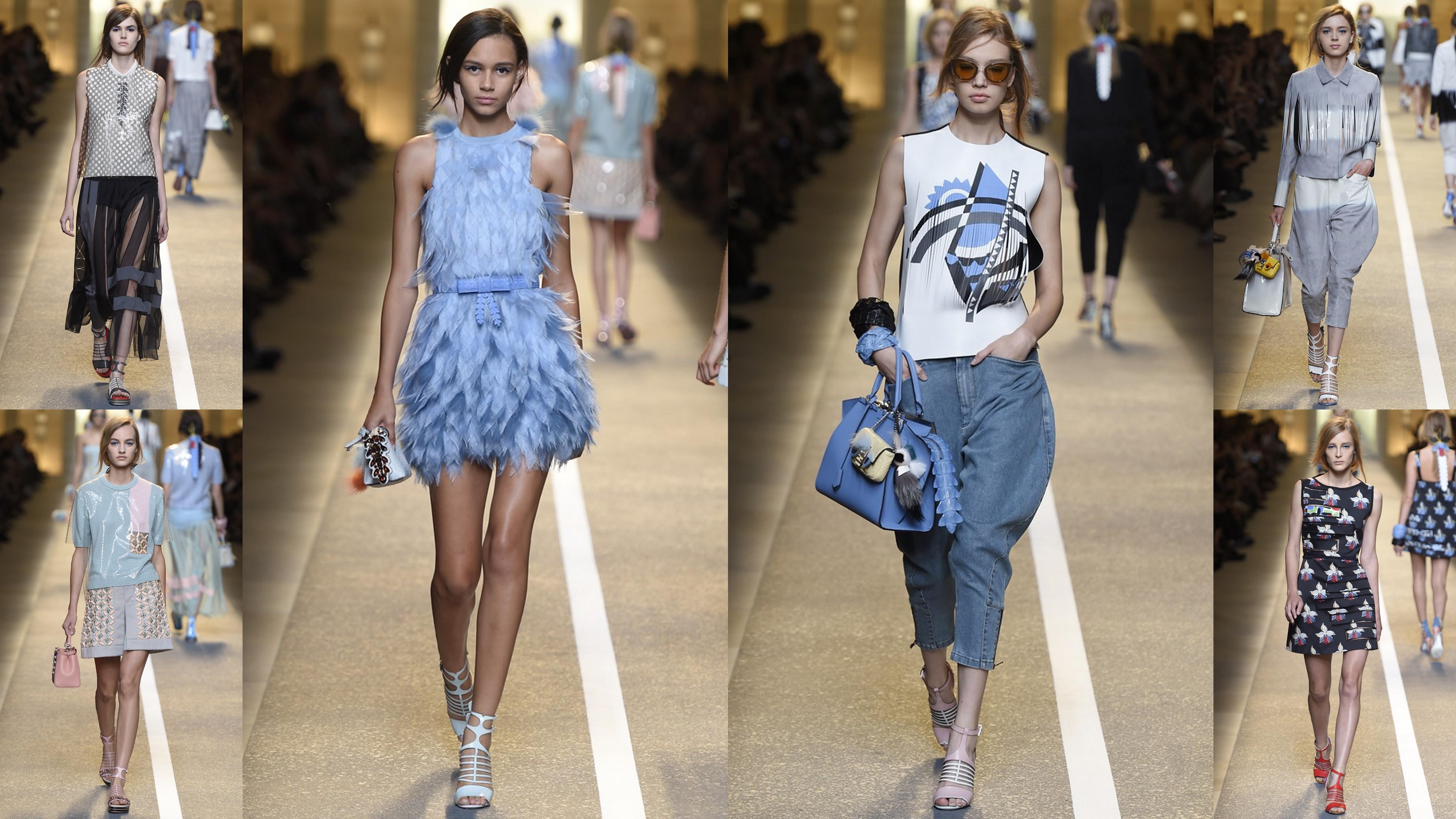 První dojmy z týdne módy v Miláně