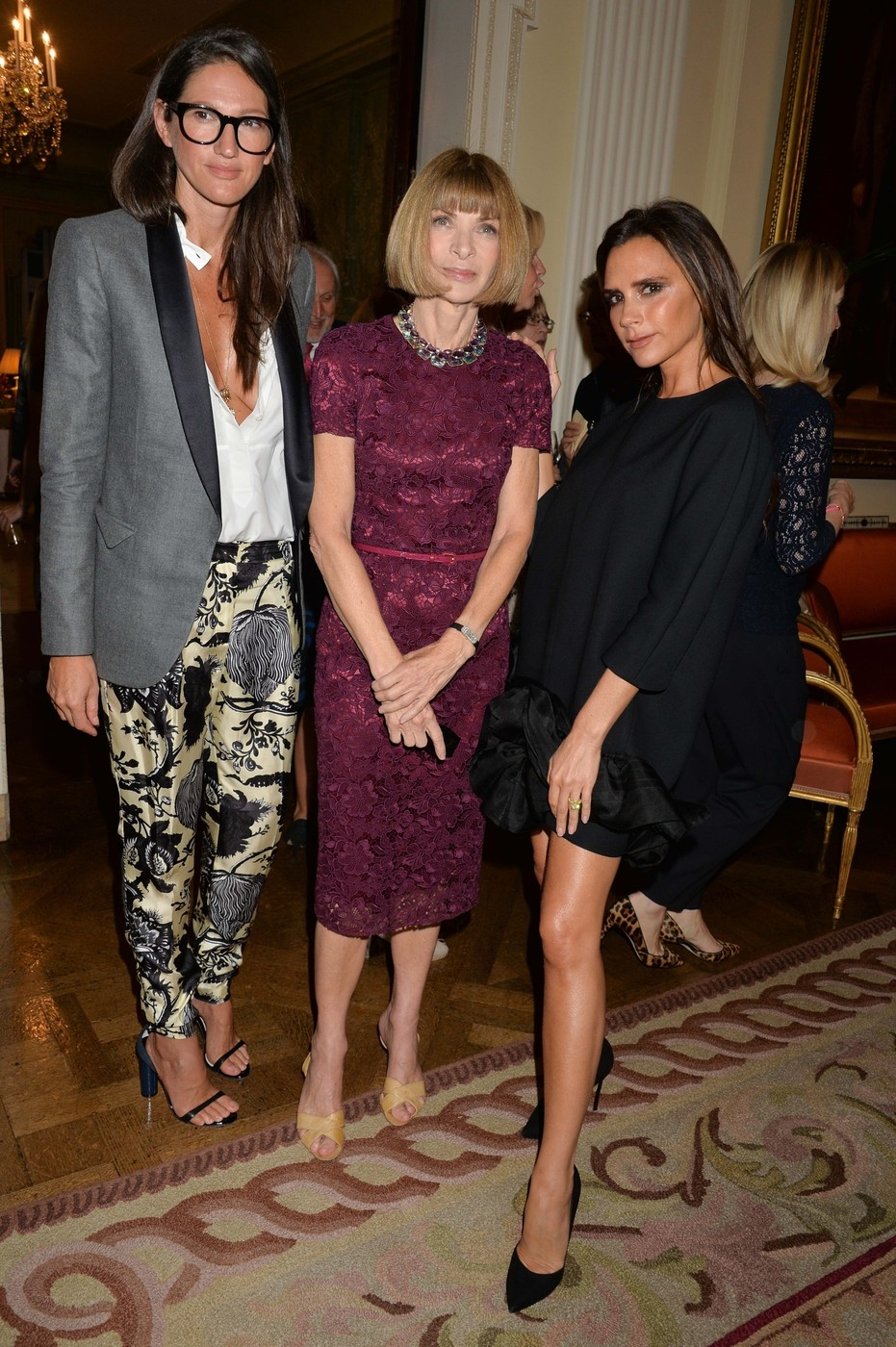 XPX: London Fashion Week Party At Winfield House