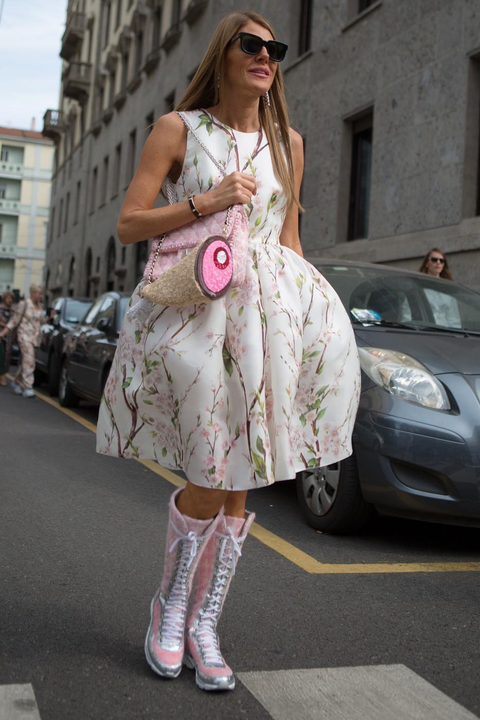 Milan SS 2015 Fashion Week