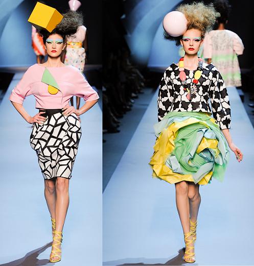 Dior Haute Couture Fall 2011