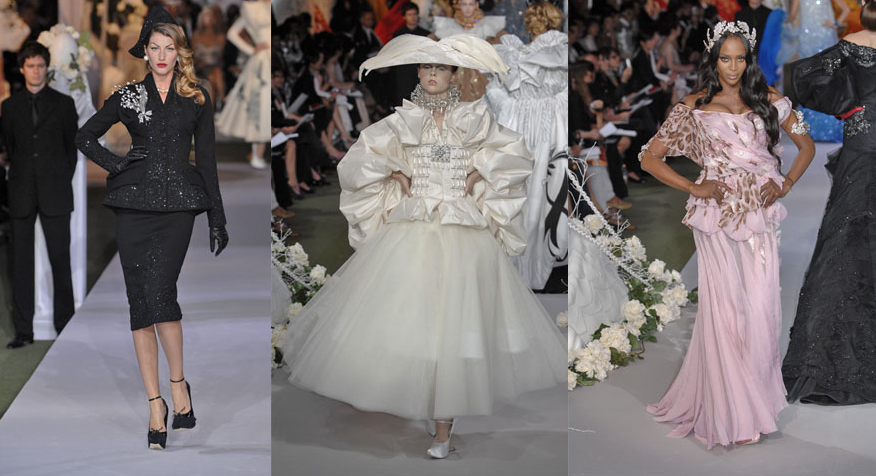 Dior Haute Couture Fall 2007