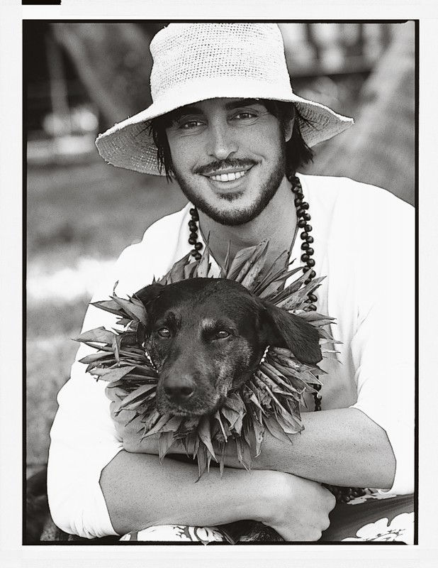 Fran+žois Nars, photographed by Patrick Demarchelier, US Vogue 2004 Tę Conde Nast