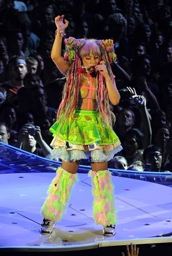 Lady Gaga The Artpop Ball in Amsterdam.