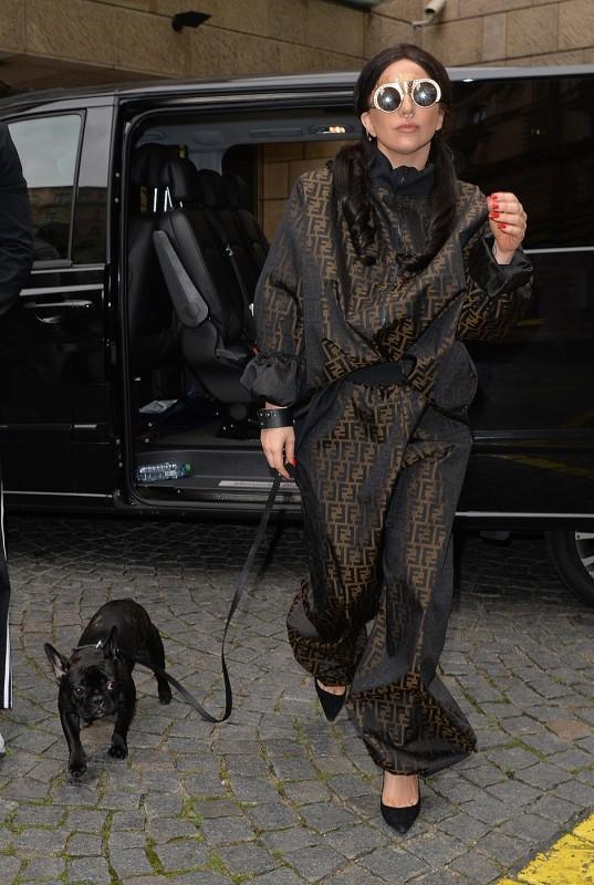 Lady Gaga v Praze