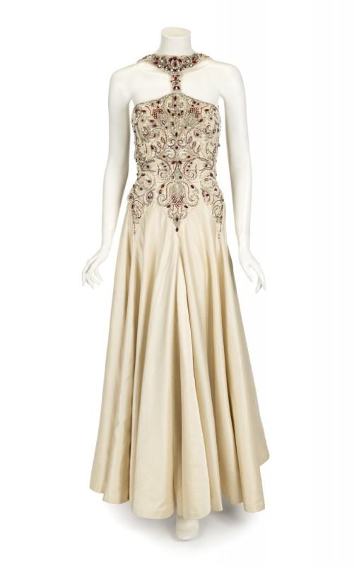 Šaty z filmu Evita