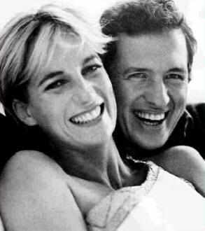 Mario Testino s Princeznou Dianou