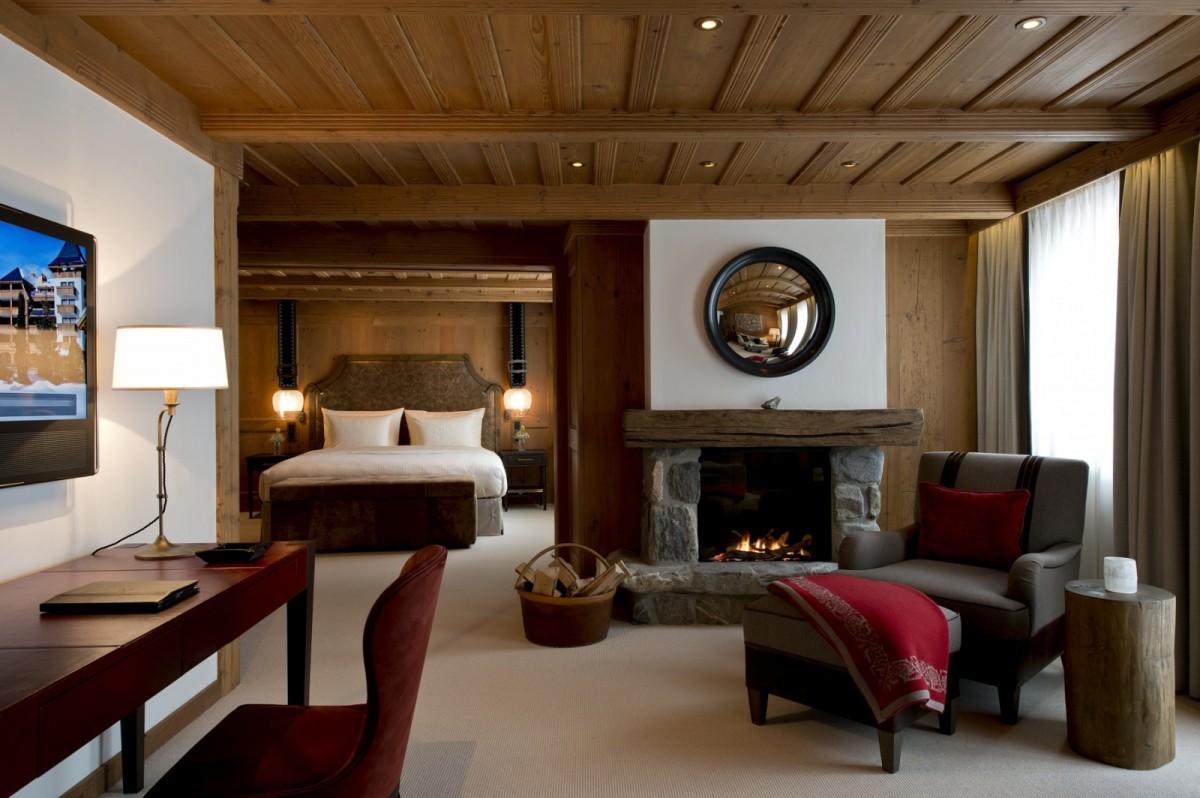 Alpina Gstaad Suite