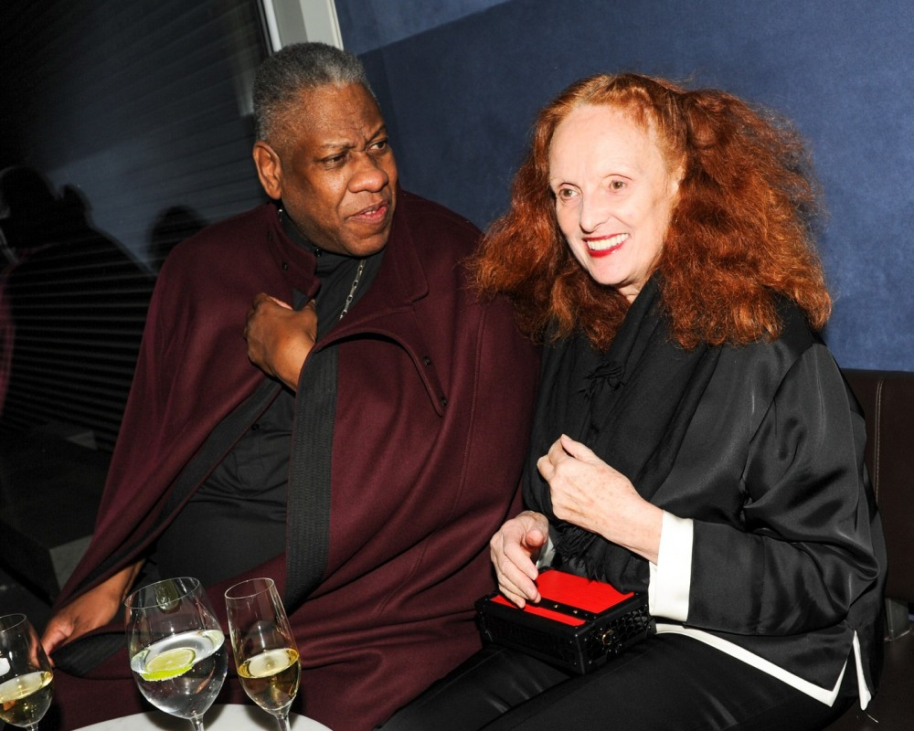 Andre Leon Talley, Grace Coddington