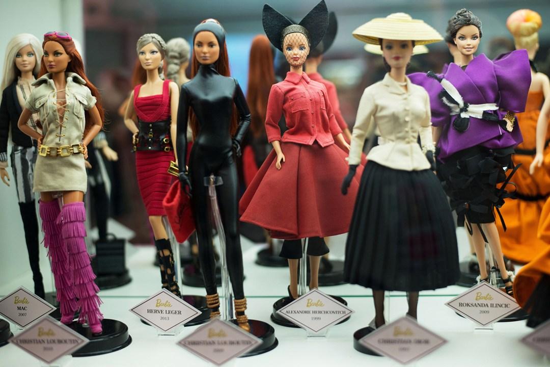 Barbie v Sao Paolo