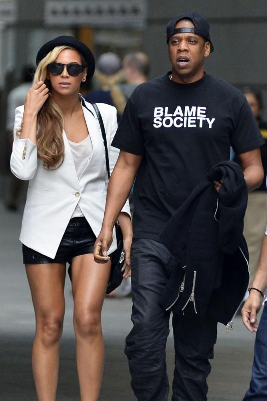 Beyoncé a Jay-Z