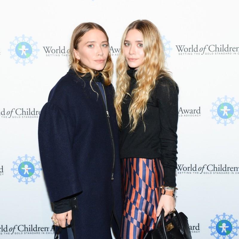 Mary-Kate a Ashley Olsenovy