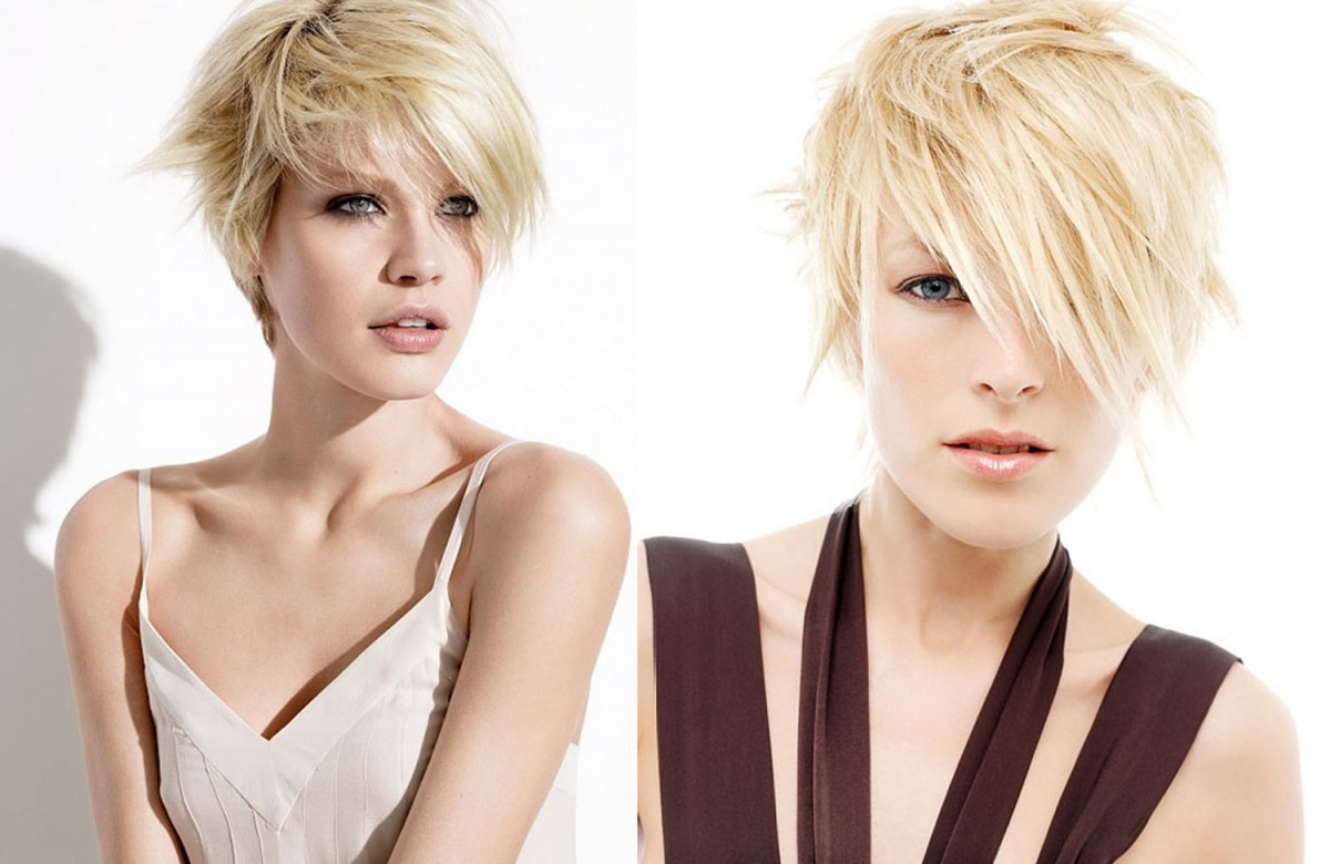 short-layered-hairstyle-with-blonde-hair-color-trends-yoohair-blonde-hair-styles