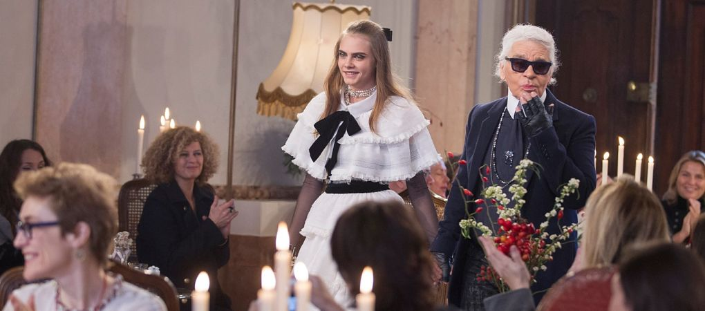 Salzburg hostil pohádkovou přehlídku Chanel Pre-Fall 2015