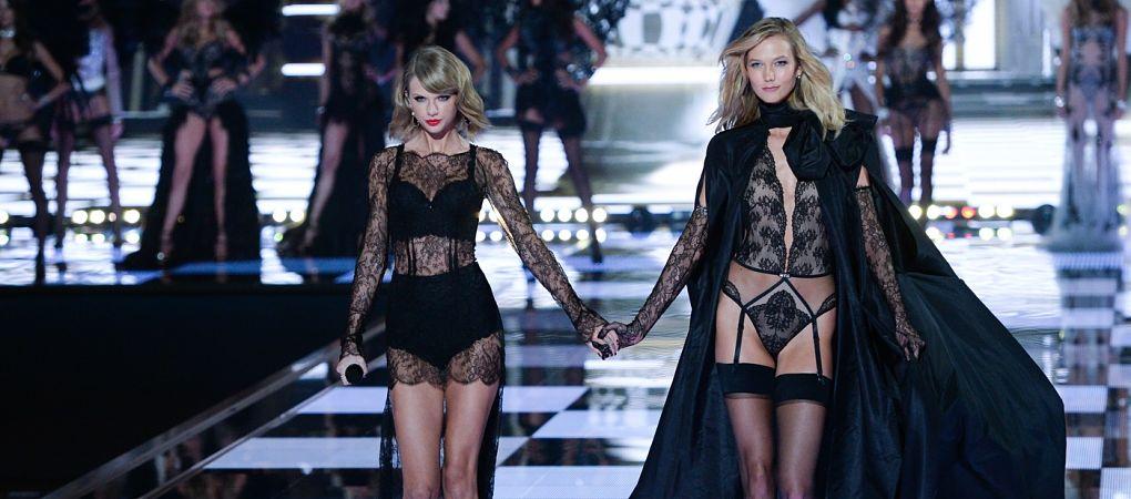 2014 Victoria's Secret Fashion Show - London