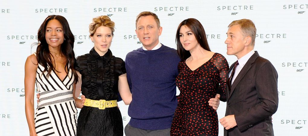Photocall to announce the start of the production of the 24th Bond Film 'Spectre'