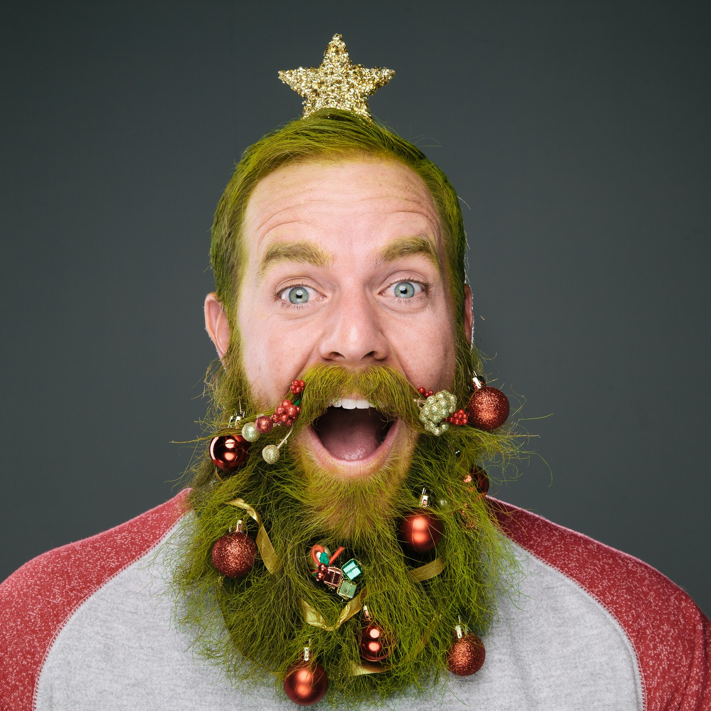 Twelve Beards of Christmas!
