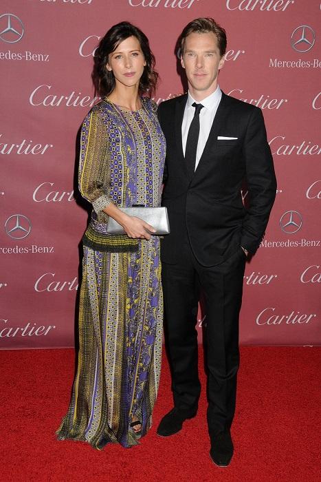 Sophie Hunter a Benedict Cumberbatch