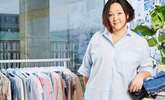 Sara Winroth: Udržitelná móda by měla být součástí veřejné diskuze