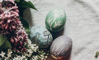 10 tipů na netradiční velikonoční výzdobu