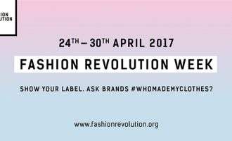 Zapojte se do Fashion Revolution i vy!