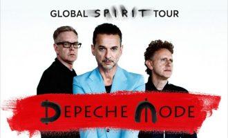 Módní ikony a lamači srdcí, Depeche Mode v Praze