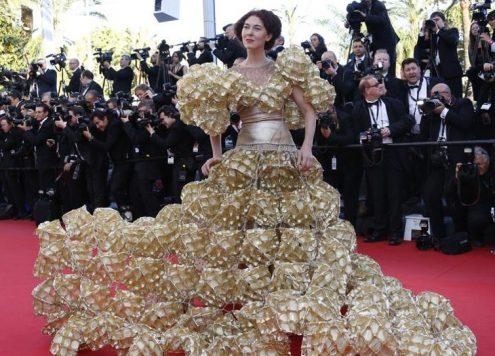 Filmový festival v Cannes ukazuje dobré, ale i nevydařené outfity