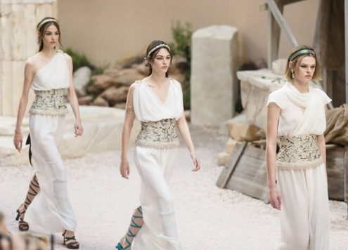 Chanel Spring/Summer 2018 Resort