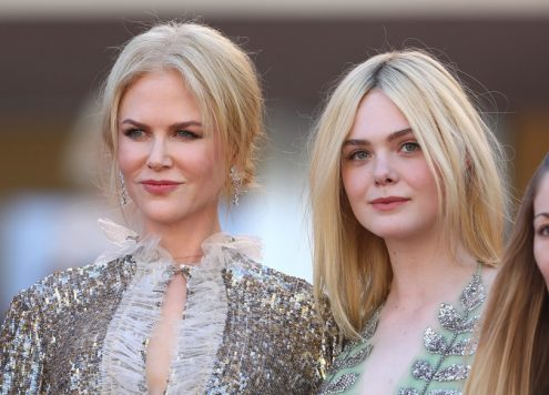 Nicole Kidman a Ella Fanning uchvátily hosty festivalu v Cannes