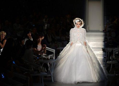 Nejkrásnější nevěsty v historii Chanelu