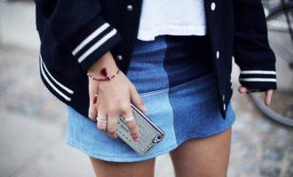 Denimová sukně: Letošní must have