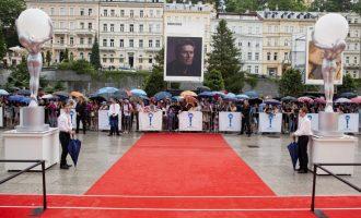 Buďte za hvězdu na filmovém festivalu v Karlových Varech