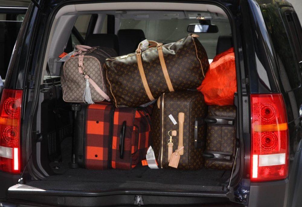 Jak cestují celebrity? Stylově!