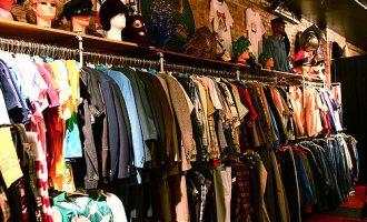 Váš průvodce nakupováním v second-handech