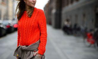Jak nosit červenou barvu? Je to snadné!