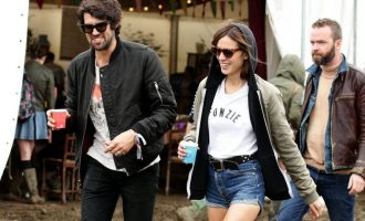 I holinky mohou být chic: Street style na Glastonbury