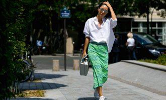 Jak nosit bílé tenisky úplně nově a nečekaně