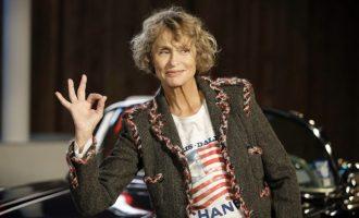 Lauren Hutton: Modelkou ve dvaceti i v sedmdesáti