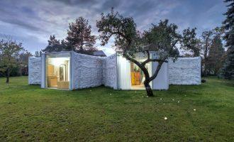 Nejvíce fotogenický dům v Čechách se jmenuje Chameleon