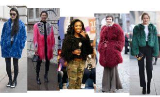 Kýčovité kabáty jako trend letošního podzimu