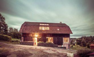 Nejkrásnější stodoly, kvůli kterým chceme žít na venkově
