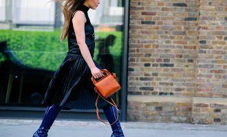 Škola stylu: Jak nosit kozačky nad kolena?