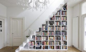 Nejkrásnější domácí knihovny: Milovníci knih budou jásat!