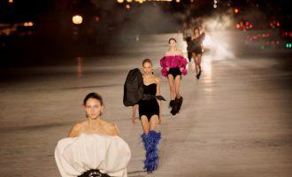 Dior, Saint Laurent… Jak to vypadalo na molech v Paříži?