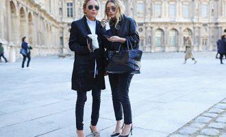 Lekce stylu: Dvojčata Olsenovy ví, jak na to