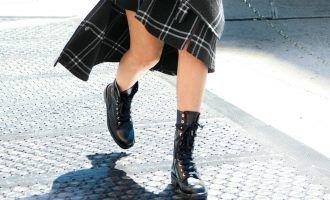 Kotníčkové boty podle modelek: Takhle je nosí za každého počasí