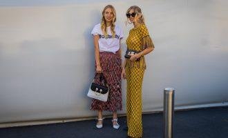 Street style inspirace z módních metropolí
