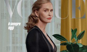 V 73 na titulce Vogue? Lauren Hutton je rekordmanka a legenda