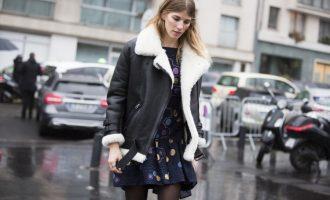 Jak stylově nosit šaty a sukně v zimě