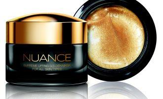 Beauty novinka: Co umí zlatá maska od Nuance?
